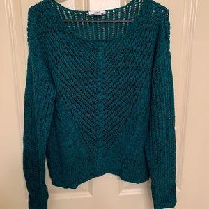 Oversized Knit Sweater- Size L